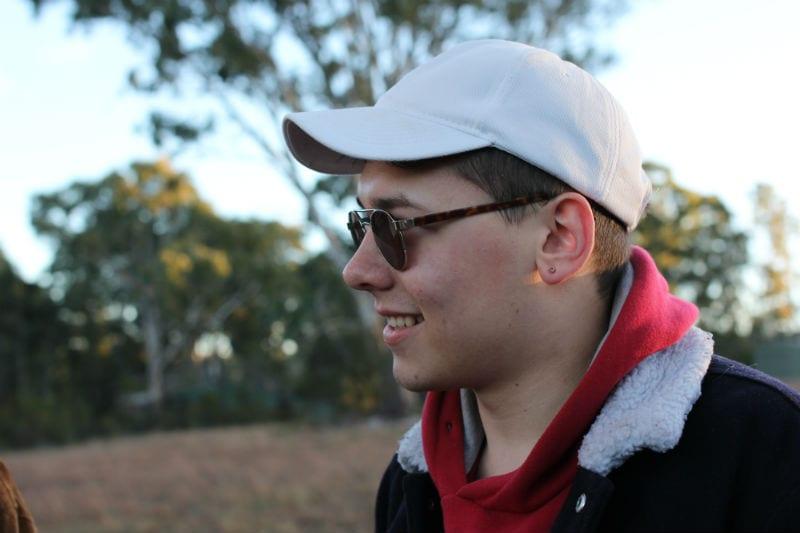 Filmmaker Jake Neville. Image supplied.