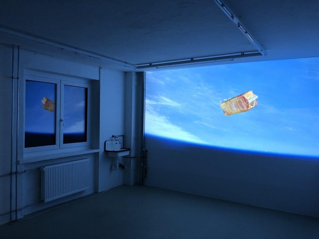 Work in development at the VCA PHASMID Studio, Berlin. By Yandell Walton.