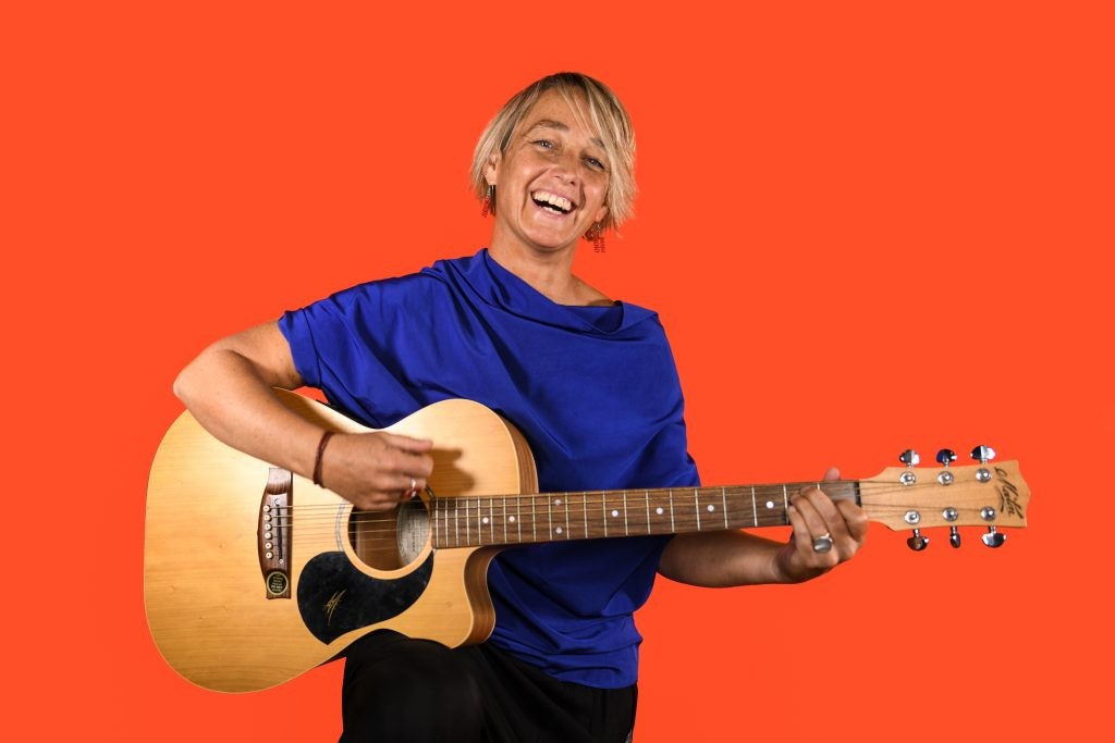 Professor Katrina McFerran, Music Therapy. By Giulia McGauran.