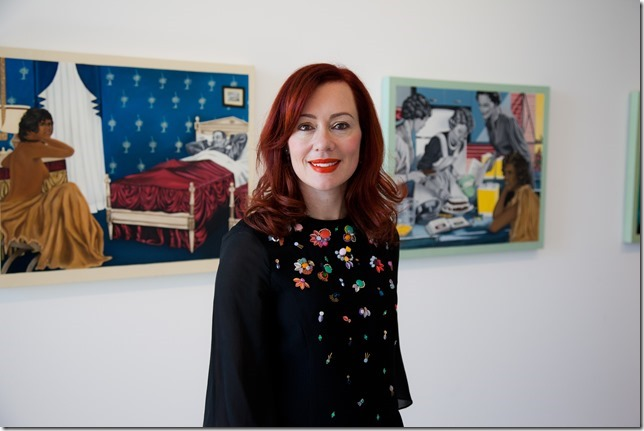 VCA Enterprise Professor Natalie King. Image courtesy of Tarrawarra Museum of Art.