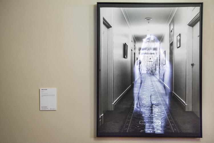 Presence, 2014. By Yandell Walton. Winner of the Windsor Hotel Art Prize Melbourne.