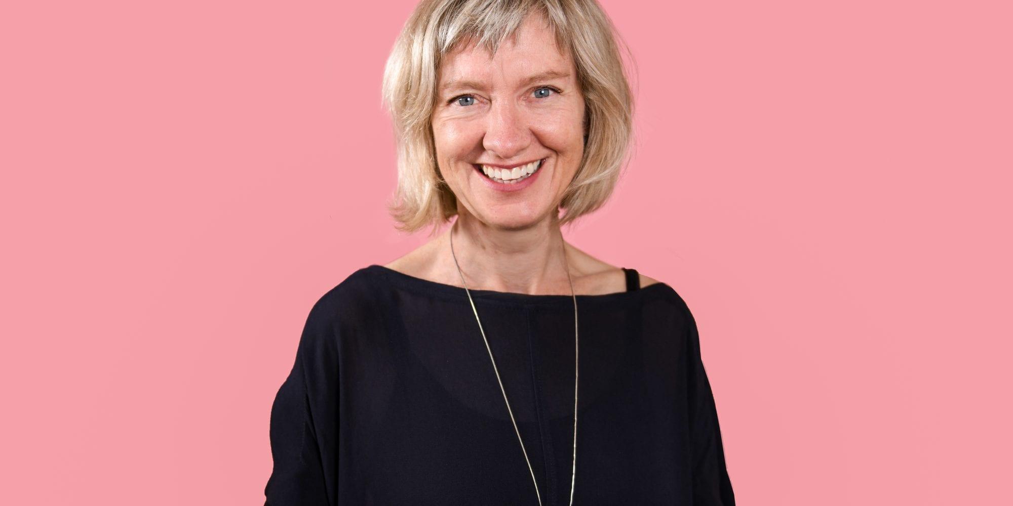 Head of VCA Music Theatre Margot Fenley. By Giulia McGauran.
