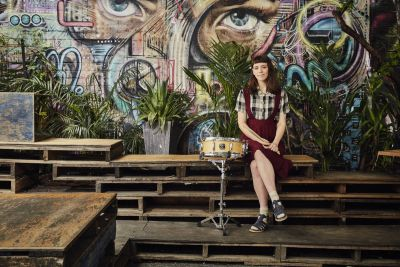 Alexandra Czarnecki-Roper. Image by John O'Rourke.