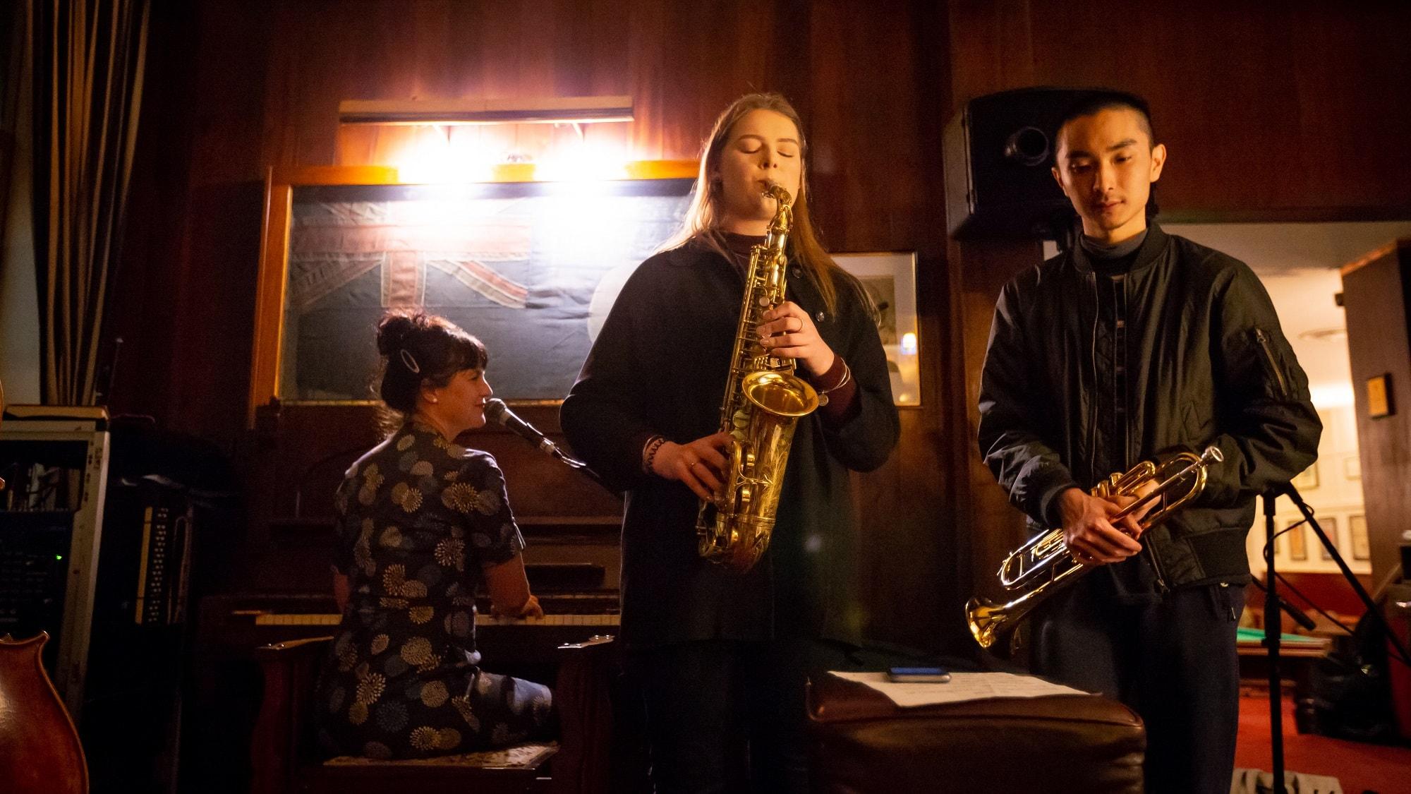 Jazz and Improvisation 1