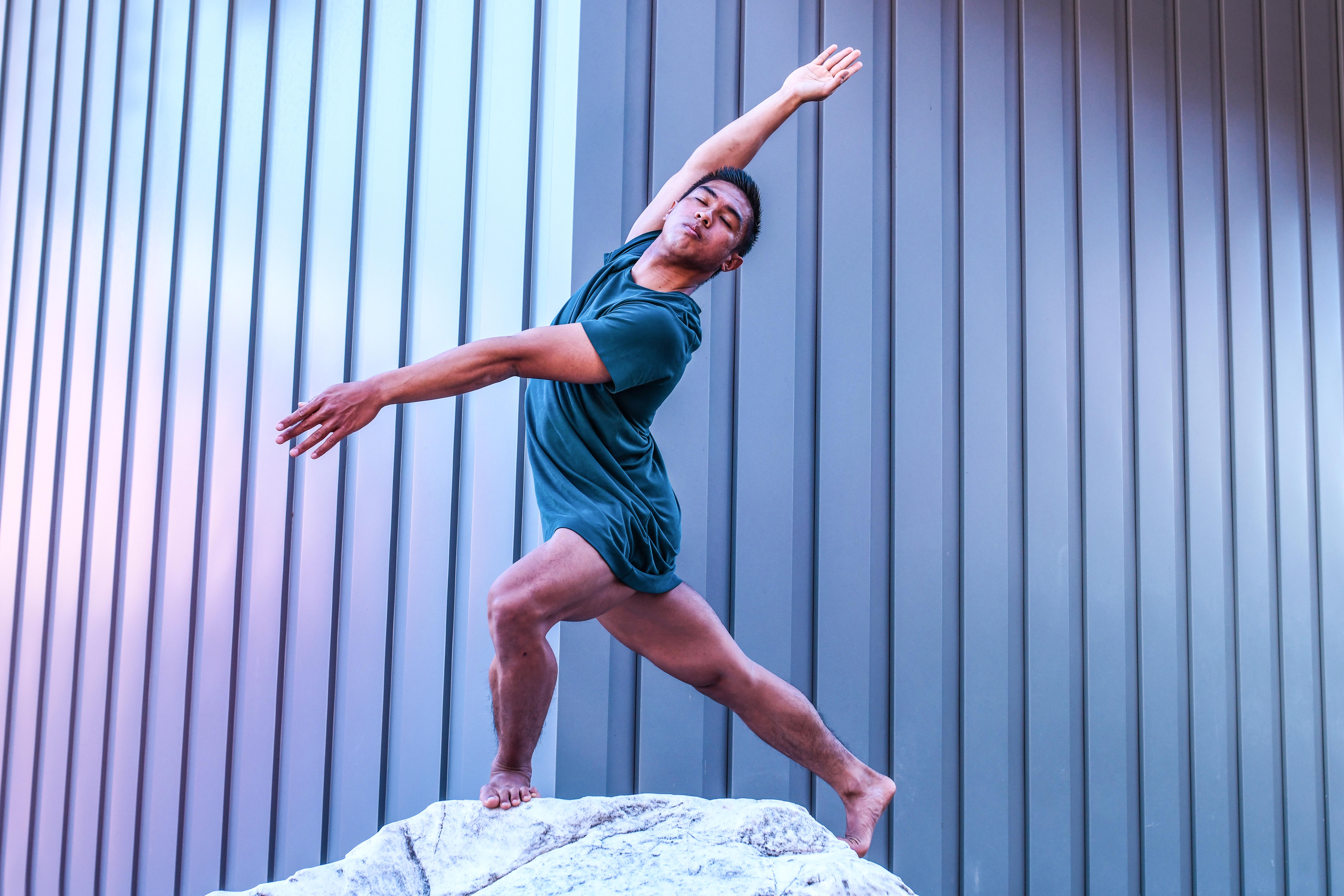 Meet Kyle Ramboyong, Bachelor of Fine Arts (Dance) Student
