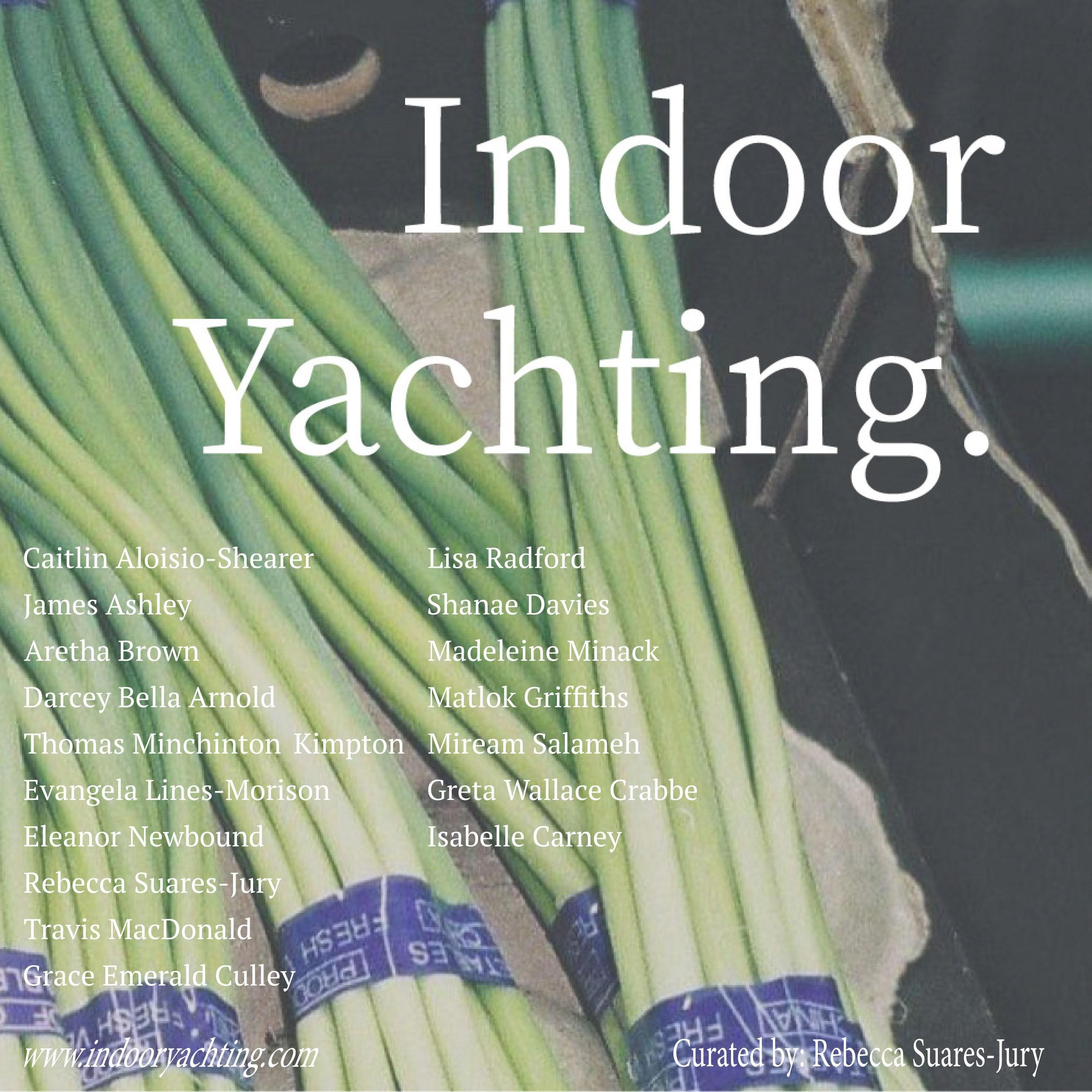 Indoor Yachting