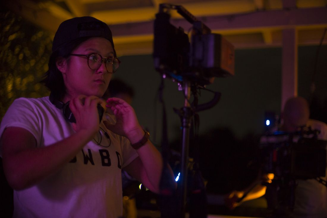 Filmmaker Corrie Chen. By Tammy Law. Image supplied.