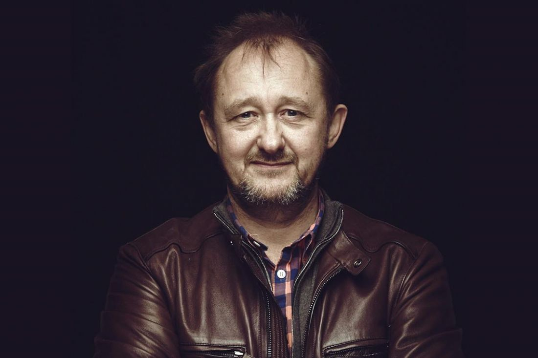Andrew Upton. Photo by James Green. Supplied.
