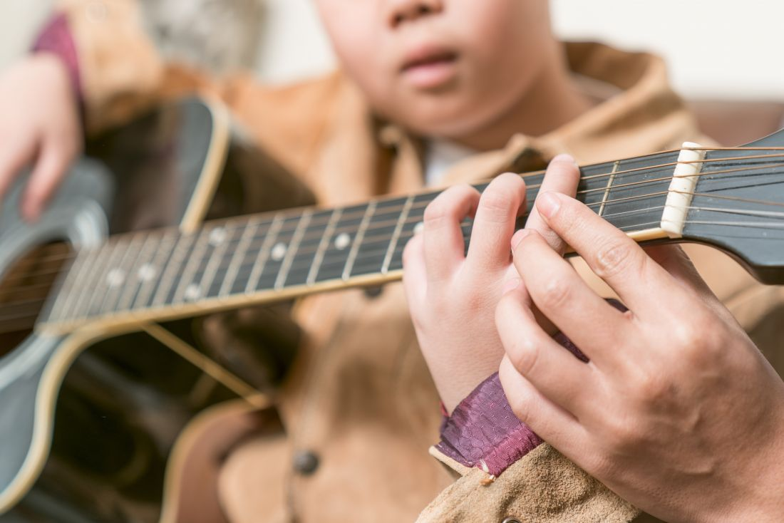 Music teachers will learn methods for creating a more inclusive music education. Image: Witthaya l0ve /Shutterstock.com