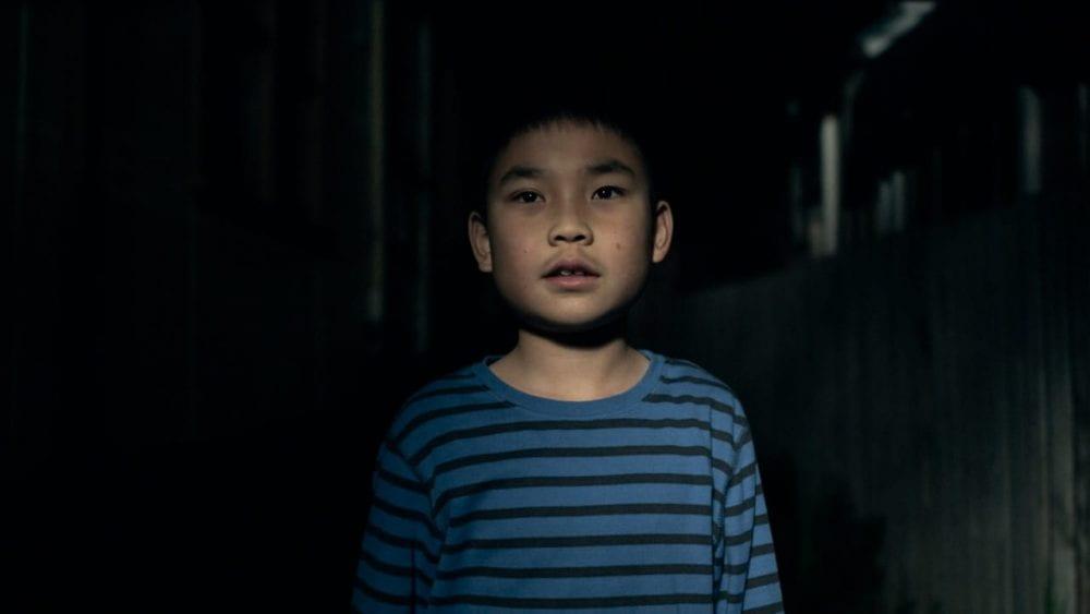 Still from Wonder Boy (2010), by Corrie Chen.