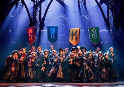 The Australian production of 'Harry Potter and the Cursed Child.' Image supplied.