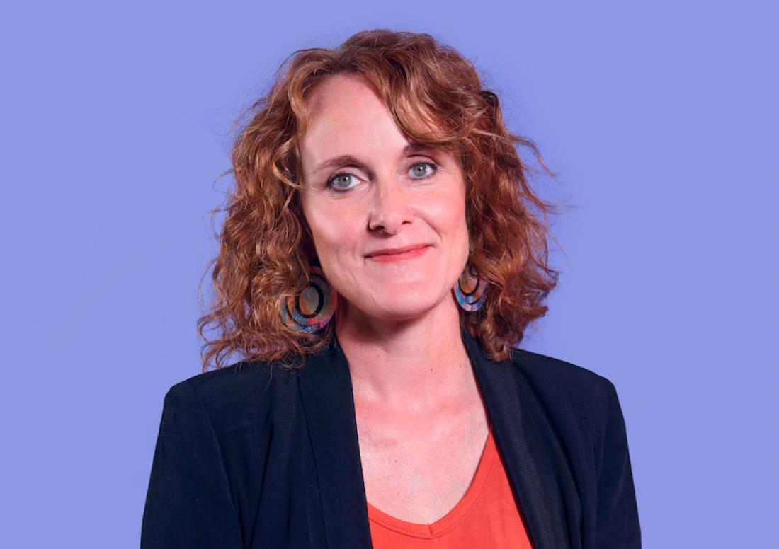 Dr Sarah Woodland. Image by Giulia McGauran.