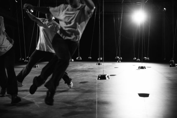 Pendulum,' as part of RISING Festival, image by Gregory Lorenzutti