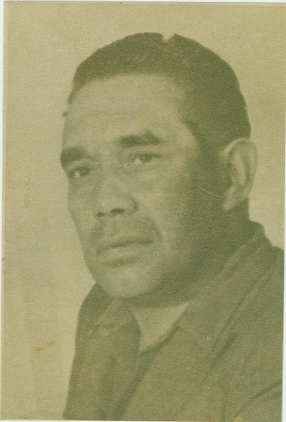 "Willian ""Bill"" Onus, circa late 1930s, early 1940s. Supplied."