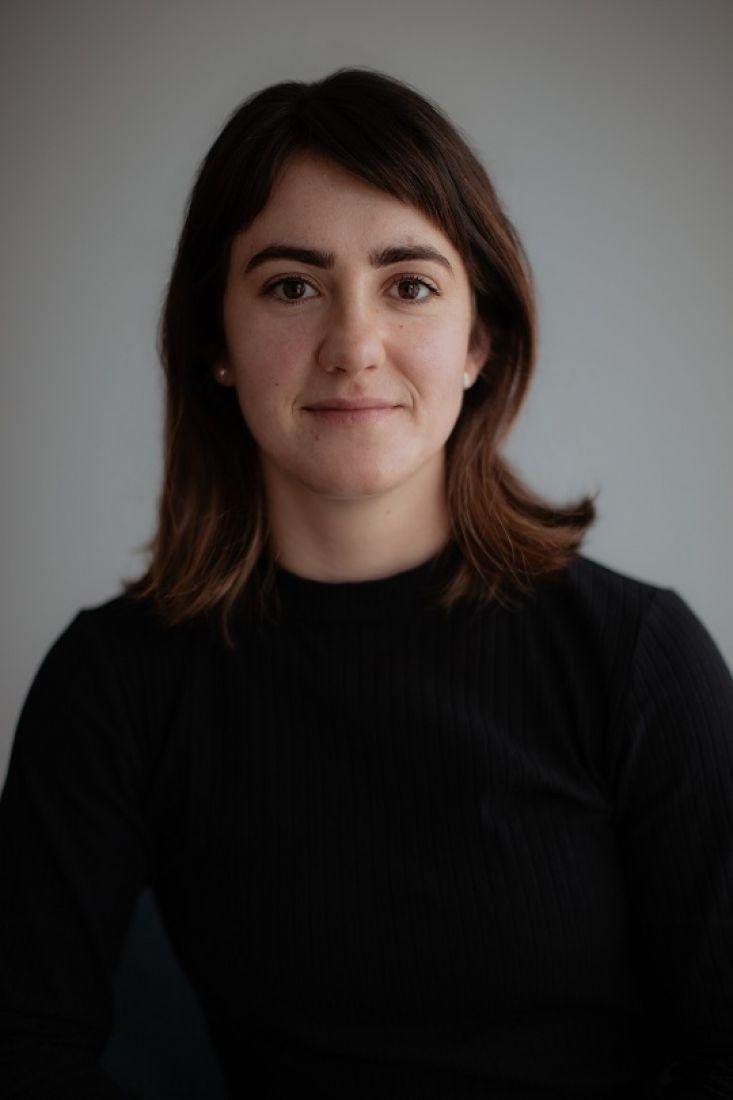Portrait of Sophie Ash. Image Supplied.