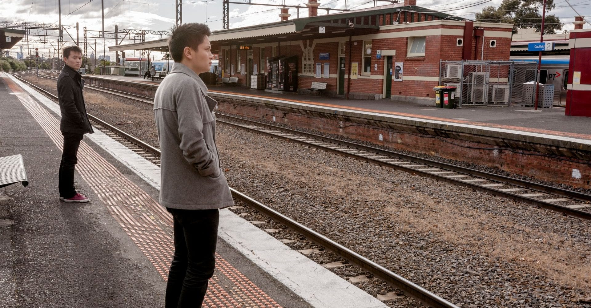 Still from Heart Station, Tao Jia, 2015. Supplied.